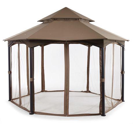 soft canopy gazebo instructions