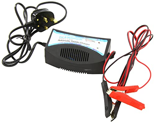 draper 12v intelligent battery charger instructions