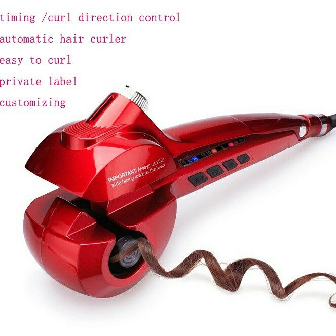 babyliss automatic hair curler instructions