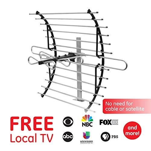 ge 33692 attic mount hd antenna instructions