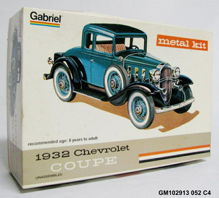mpc 1932 chevy roadster instructions