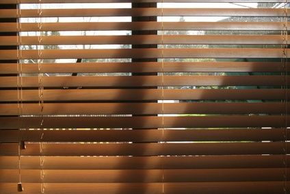 instructions threading roman blinds