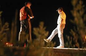 walk and turn field sobriety test instructions