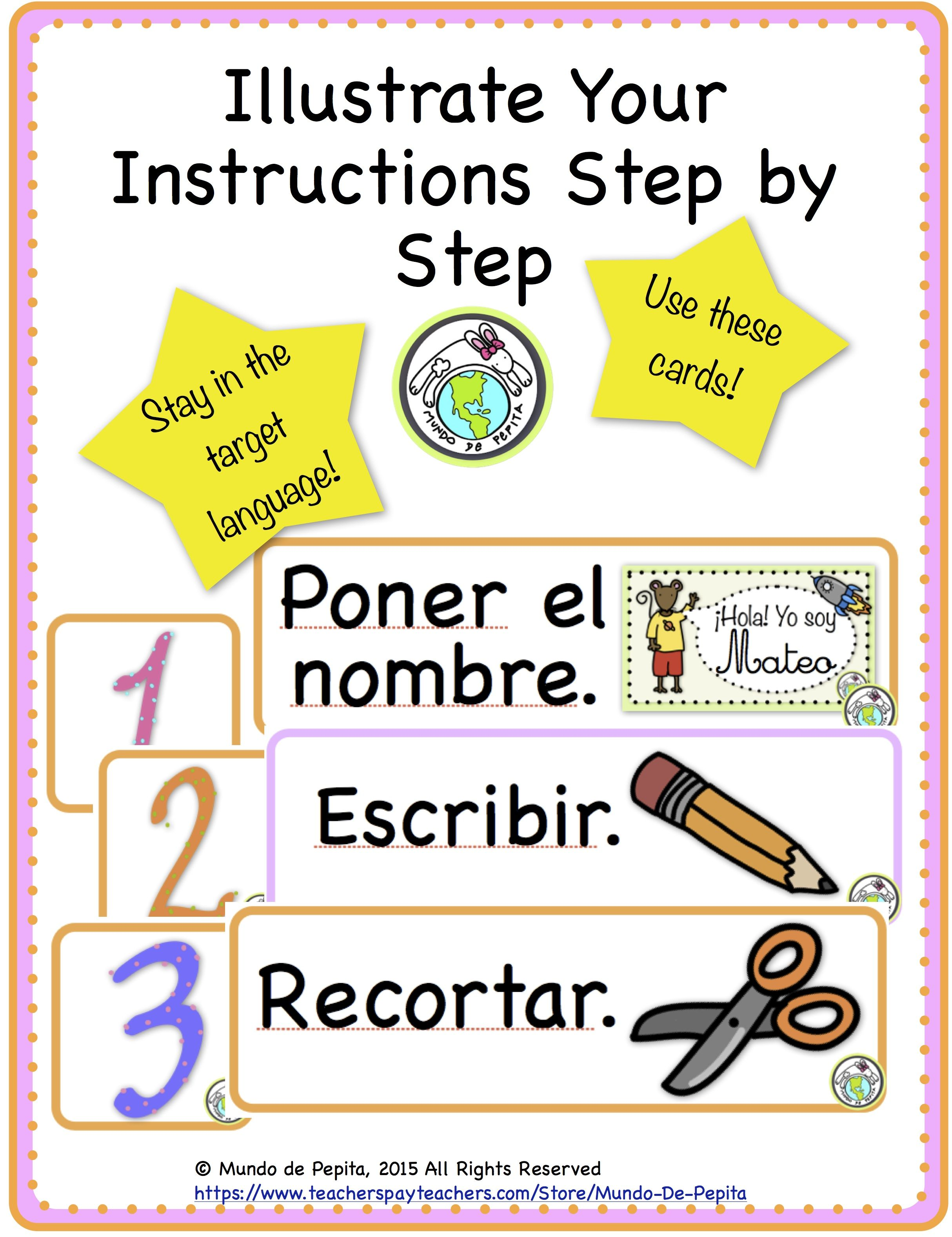 what is target language instruction