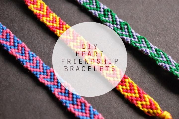 friendship bracelet making kit instructions