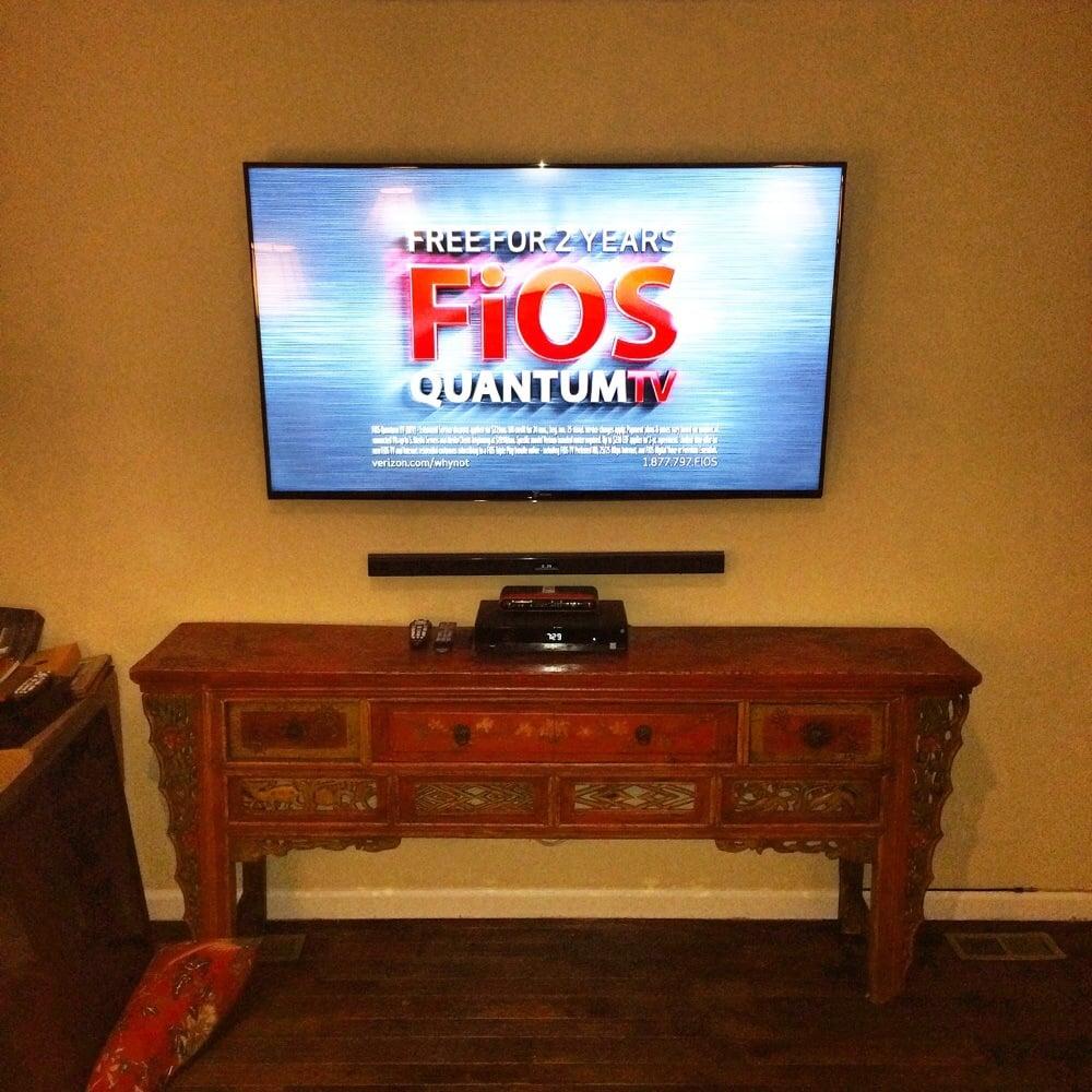 samsung smart tv installation instructions