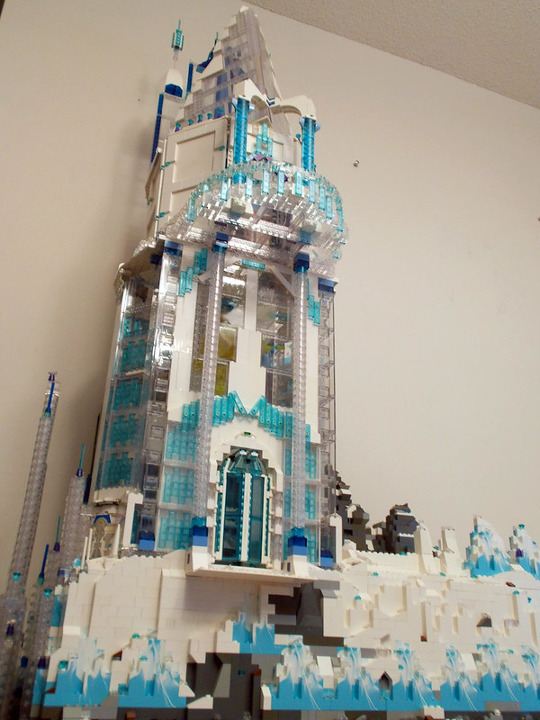 lego disney princess frozen castle instructions
