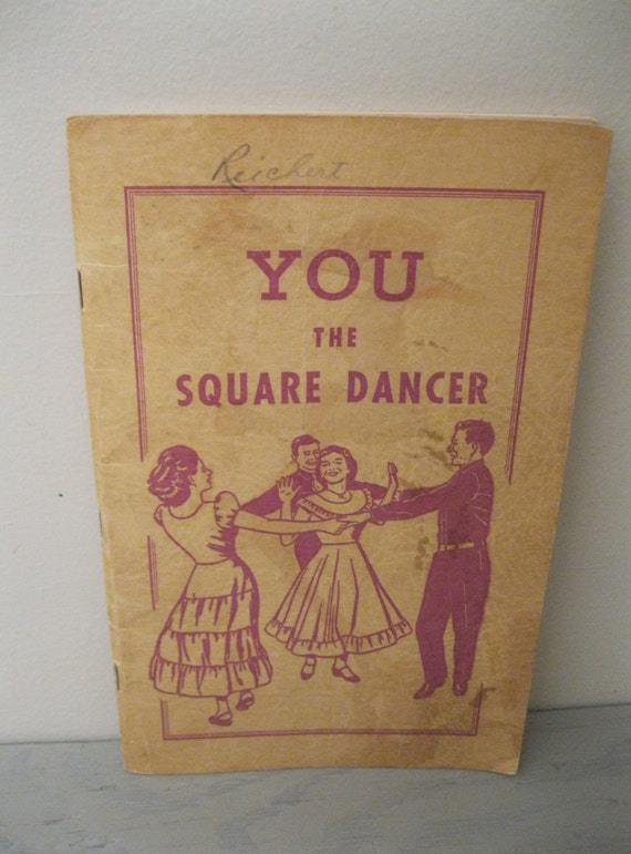 oswestry square dance instructions