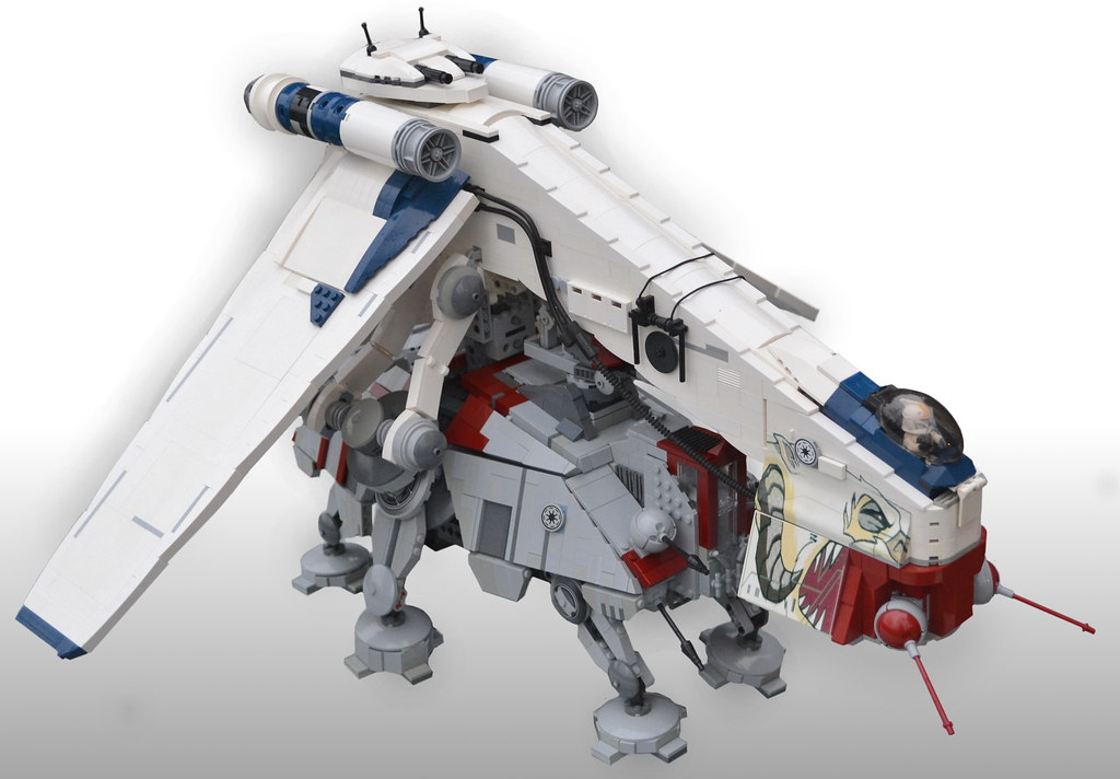 star wars republic gunship lego instructions