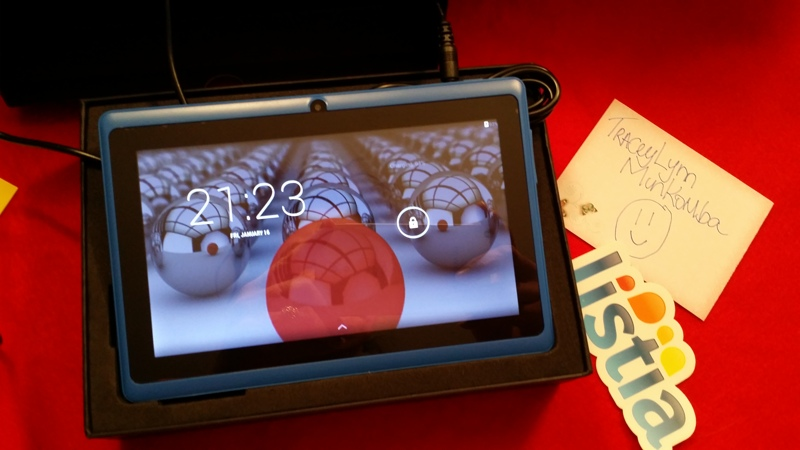 android tablet camera instructions