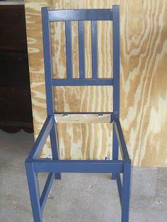 ikea chaise stefan instructions