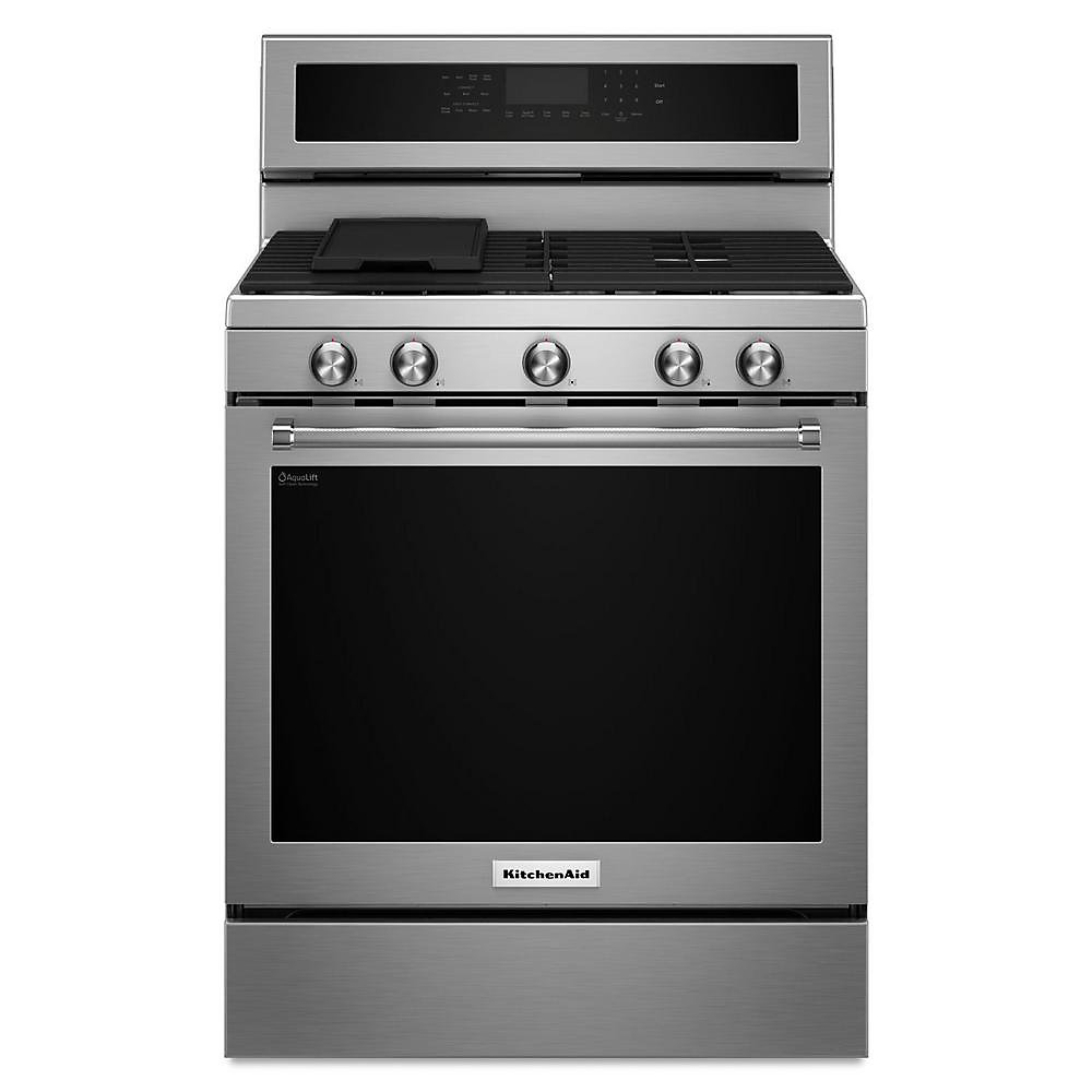 instructions autonettoyant four kitchen aid ykess907ss 01