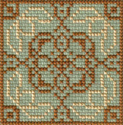 peyote cross stitch instructions