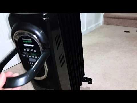 delonghi oil heaters instructions