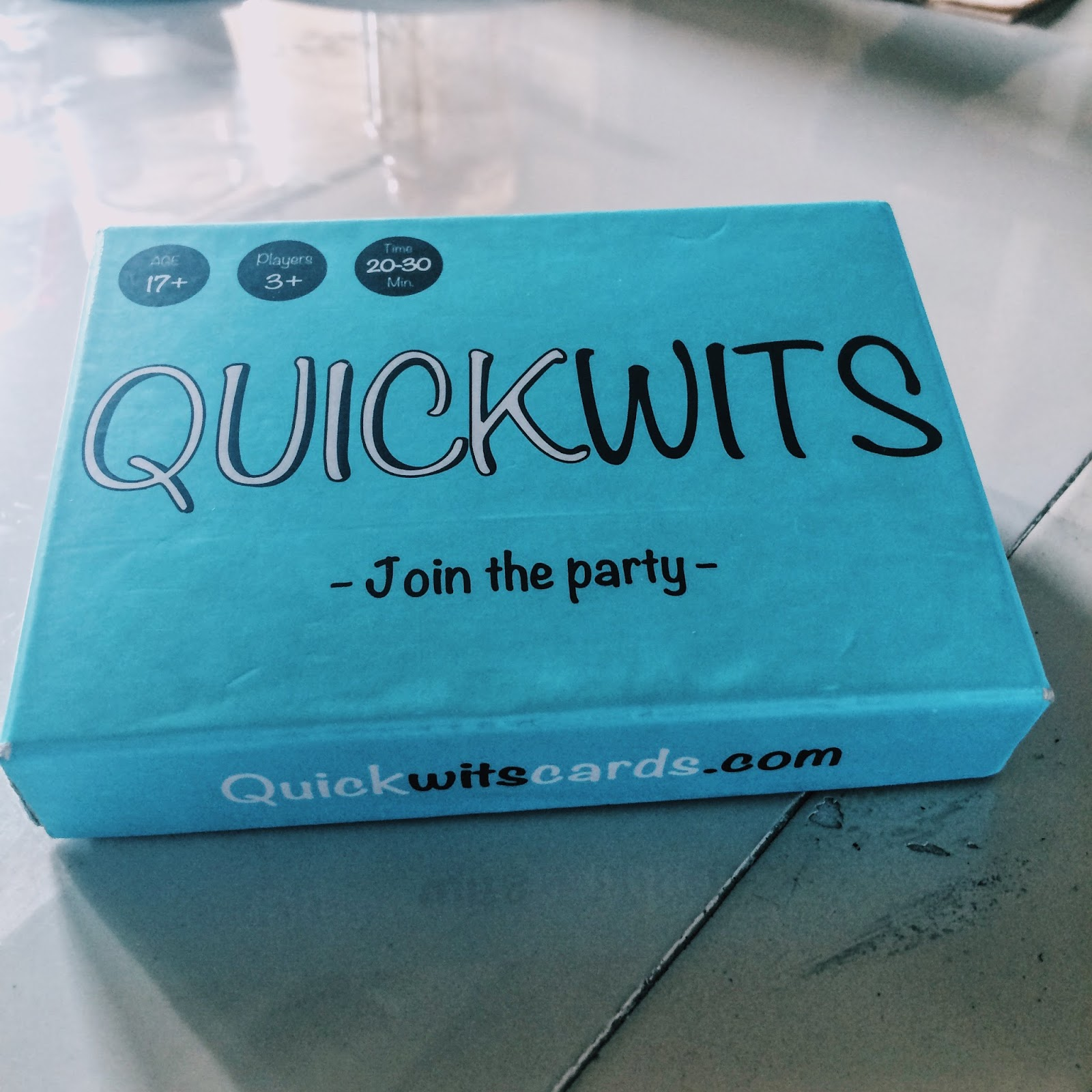 http www.quickwitscards.com instructions