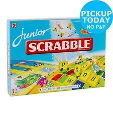 instructions scrabble junior mattel
