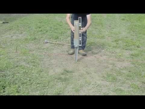 pylex ground spike adjustable spytek instructions
