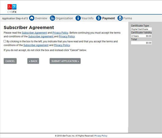 regster.com certificate instructions apache