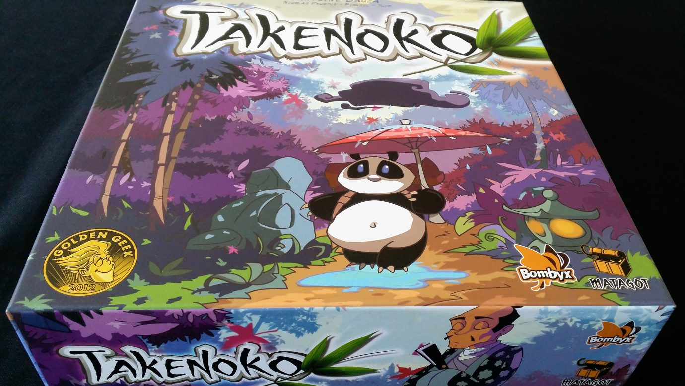 takenoko board game instructions
