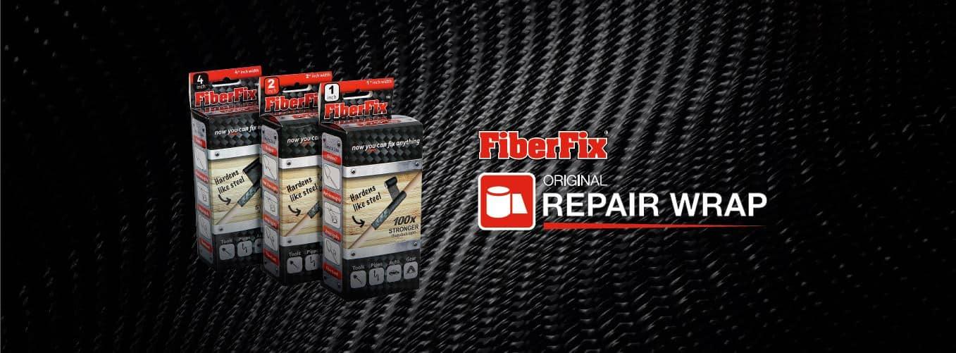 fiberfix repair wrap instructions
