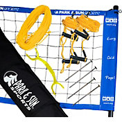 quest premium level volleyball set instructions