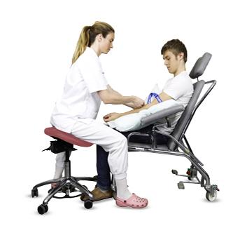 zweezi operating and treatment saddle stool instructions