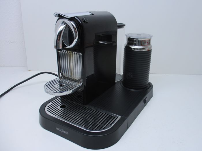 nespresso m190 citiz instructions