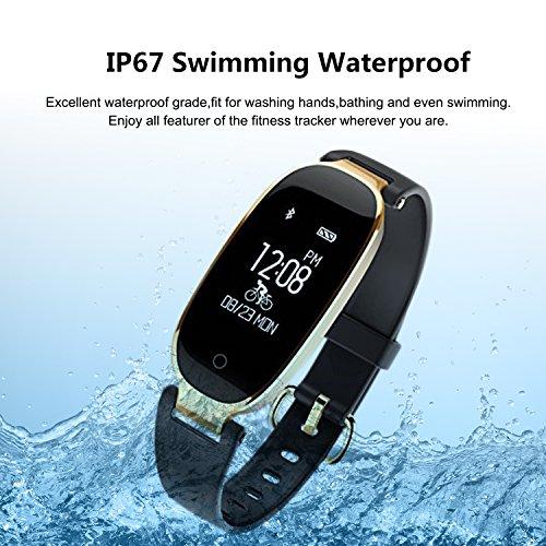 fitness tracker ilepo ip67 instructions