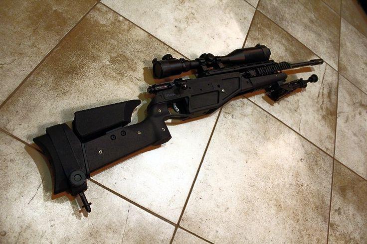 troy m14 battlerail instructions