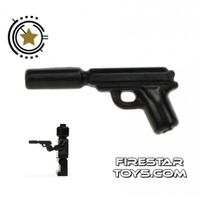 free badass lego gun instructions