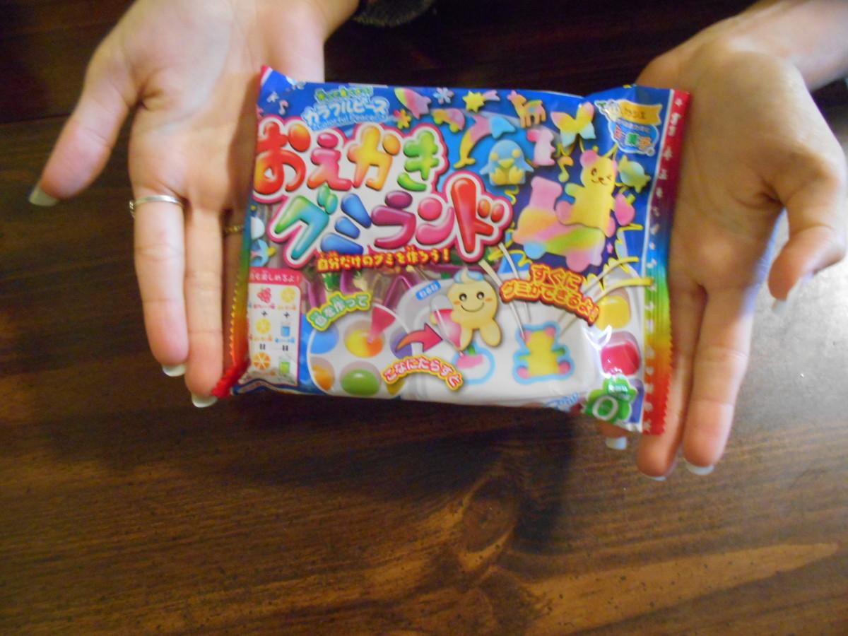 popin cookin gummy animals instructions