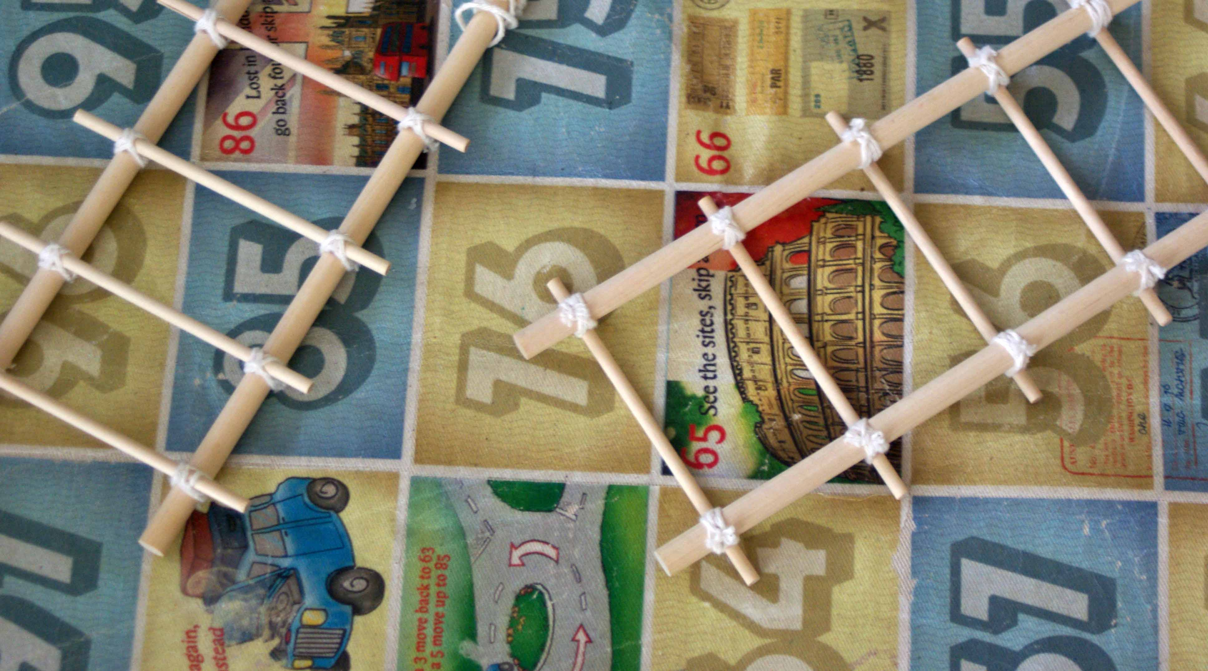 instructions on how to play snakes and ladders in afrikaans