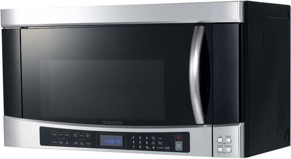 samsung fan microwave instructions