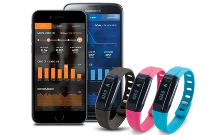 groupon bluetooth activity tracker instruction manual