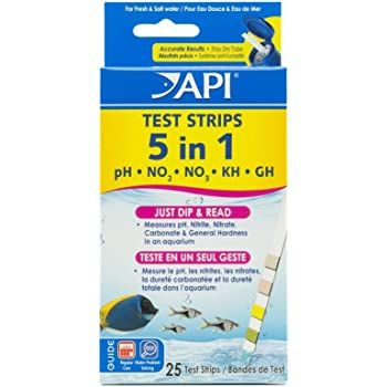 api master test kit instructions