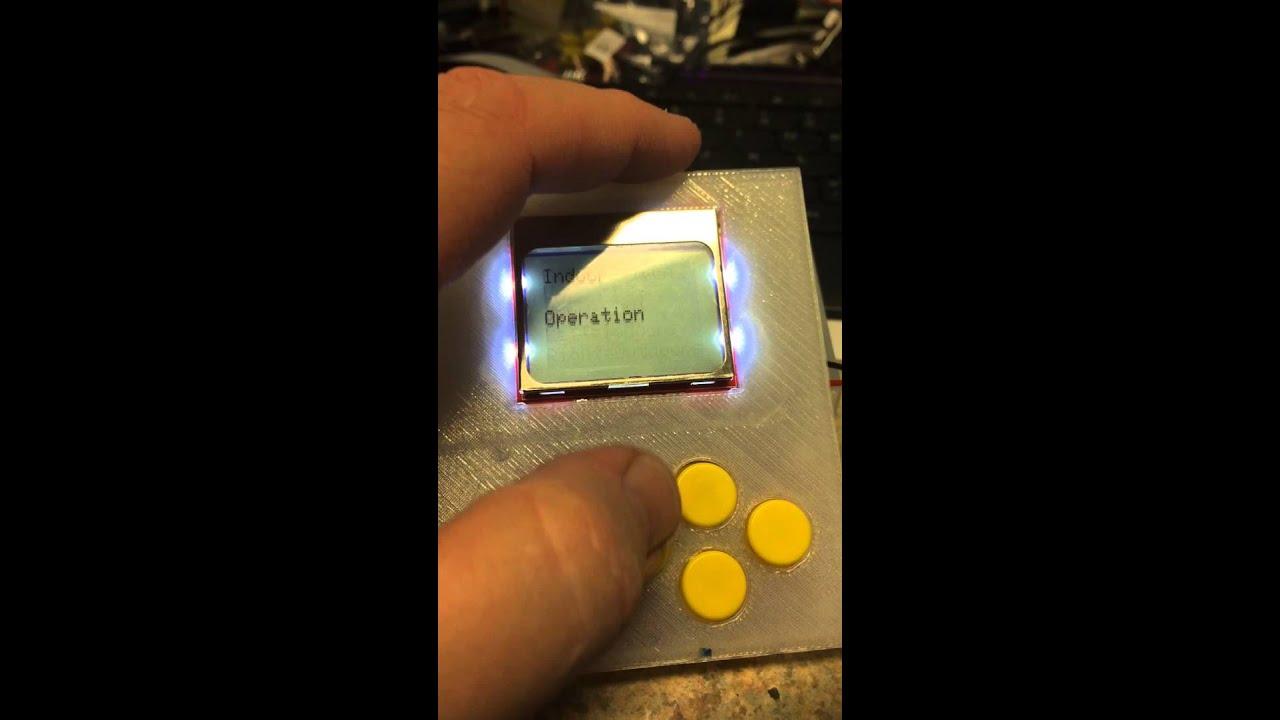 arduino lie detector instructables