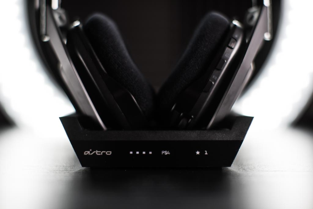 astro a50 charging instructions