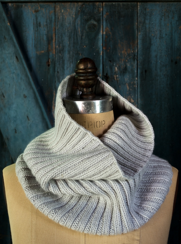 knitting instruction right twist