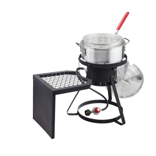 bass pro shops 30-quart propane turkey fryer instructions