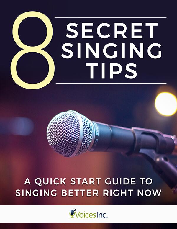 best youtube singing instruction