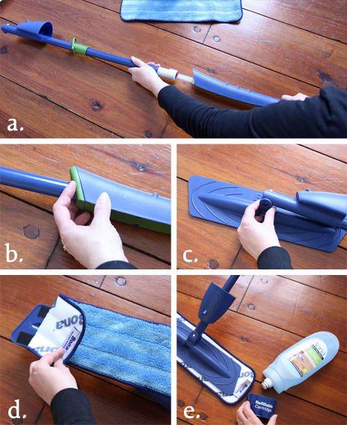 bona high-gloss hardwood floor polish instructions