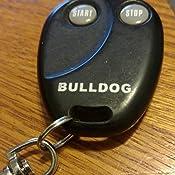 bulldog remote car starter installation instructions