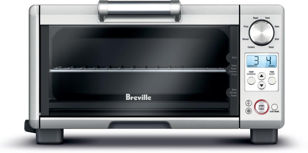 breville mini smart oven instructions