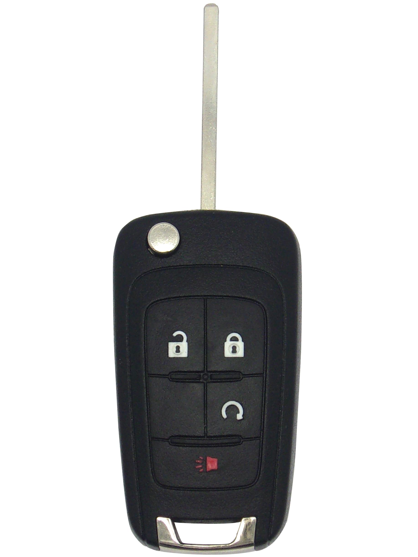 chevrolet remote start instructions
