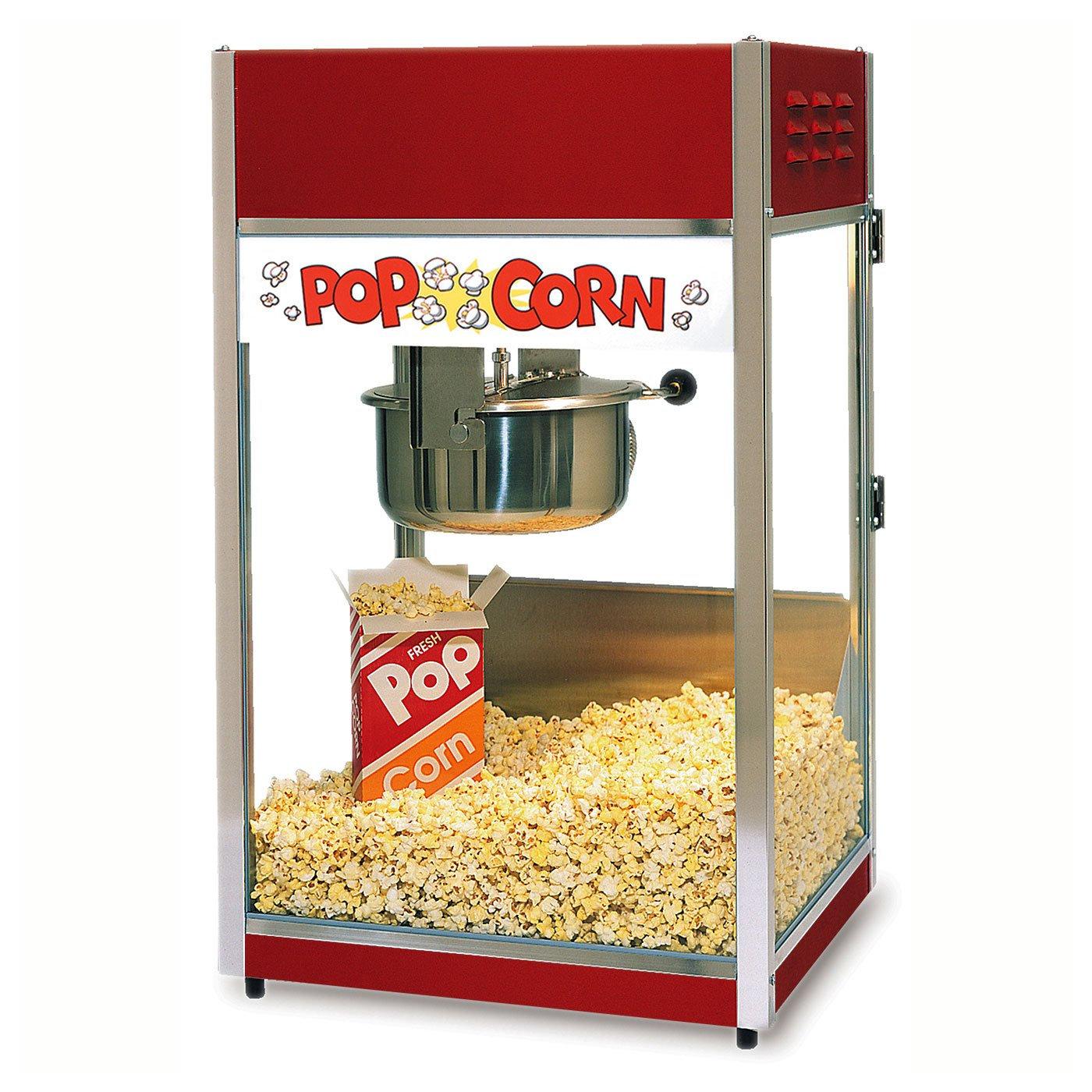 cuisinart popcorn machine instructions