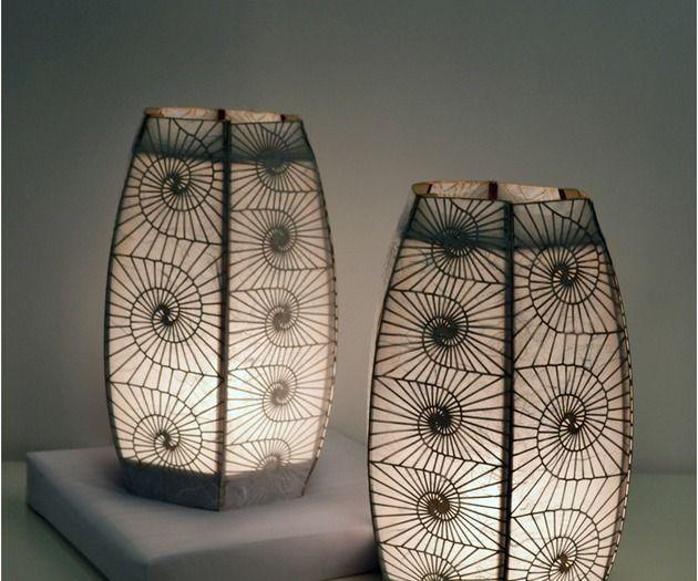 laser cut lamp instructables