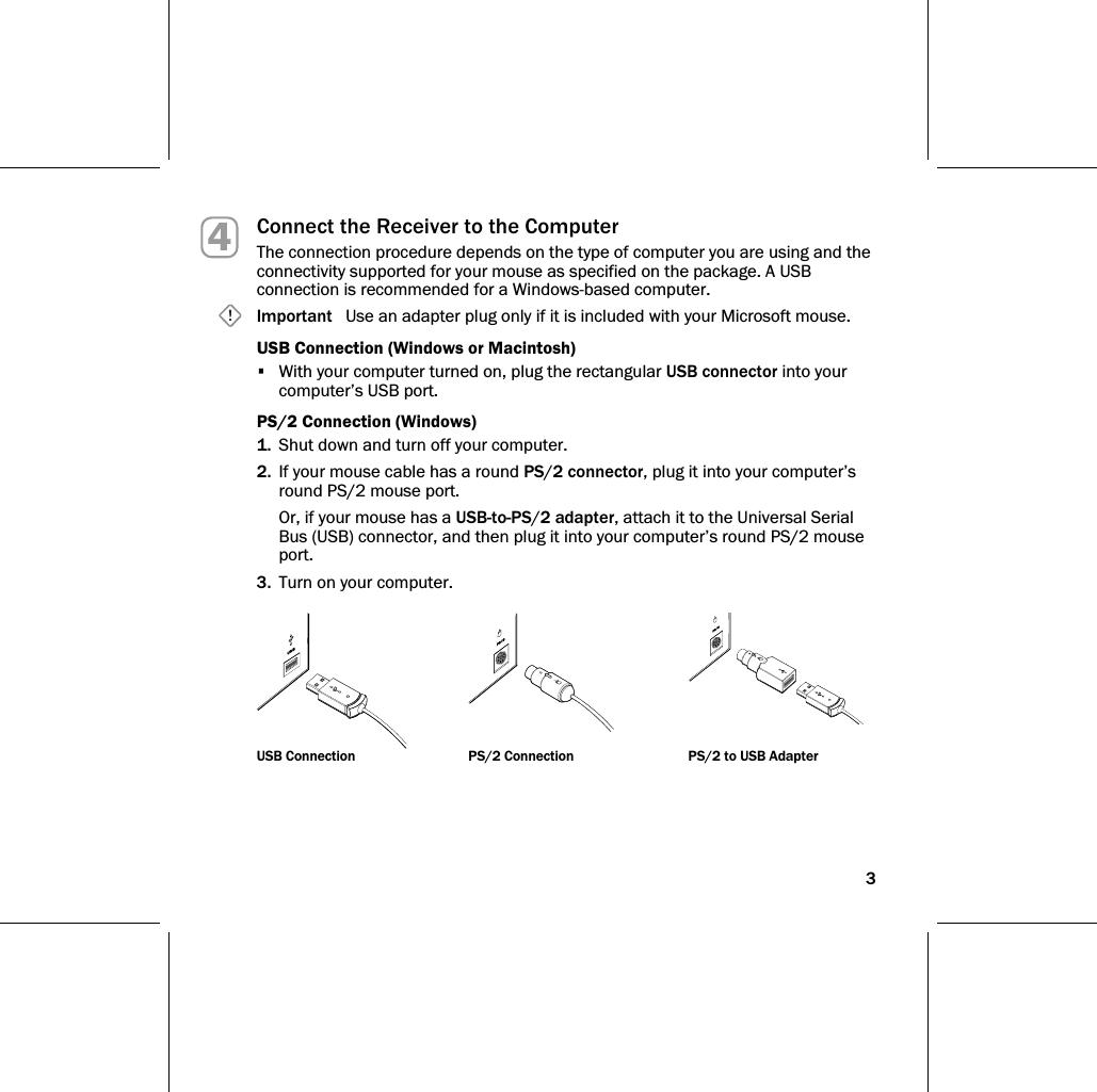 microsoft 1007 wireless mouse instructions