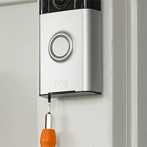 ring doorbell chime instructions