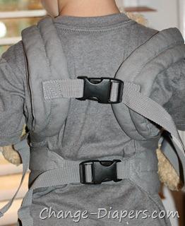 ergo back carry instructions