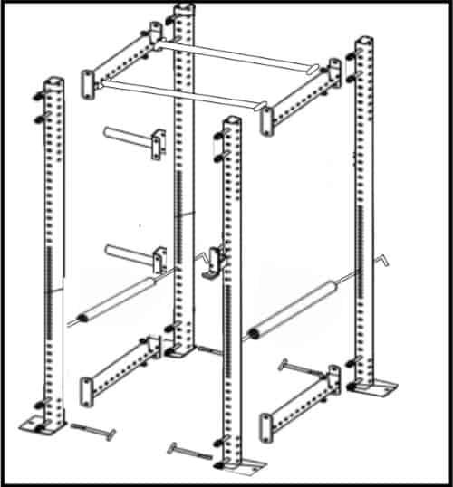 fit505 power rack instructions